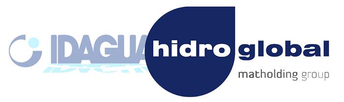 Idagua Hidrogloal Logos